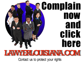 Louisiana Lawyer Contact Logo